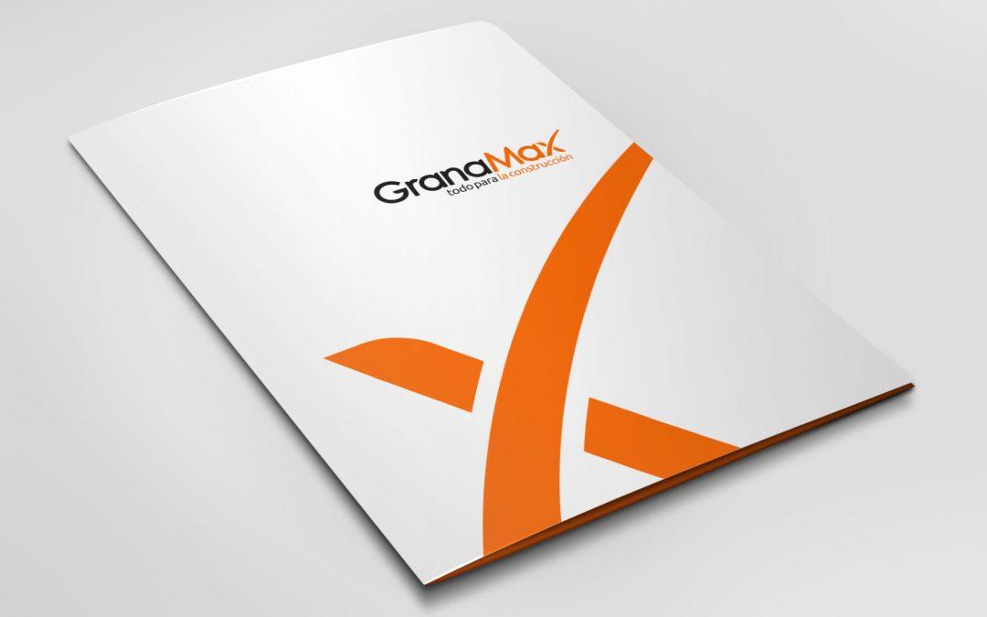 Diseño e Impresión de Papelería Comercial para Granamax