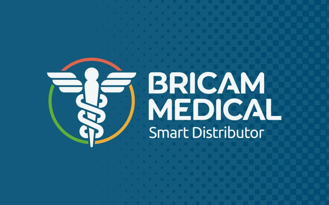 Diseño de Logotipo para Bricam Medical