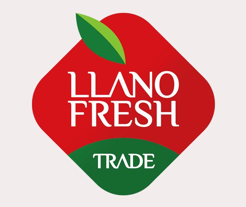 Diseño de Logotipo para Llano Fresh
