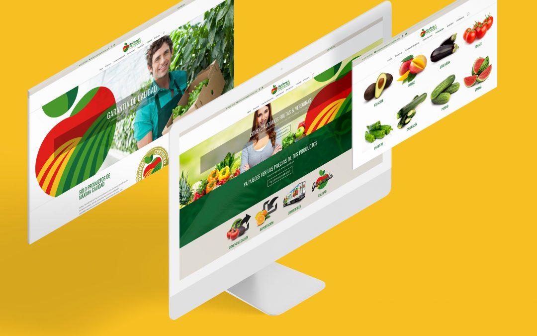 Diseño Web para Rico Tomé & Patricia Pilar