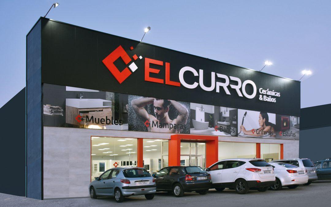 EL CURRO Decoración / Rotulación de fachada de tienda