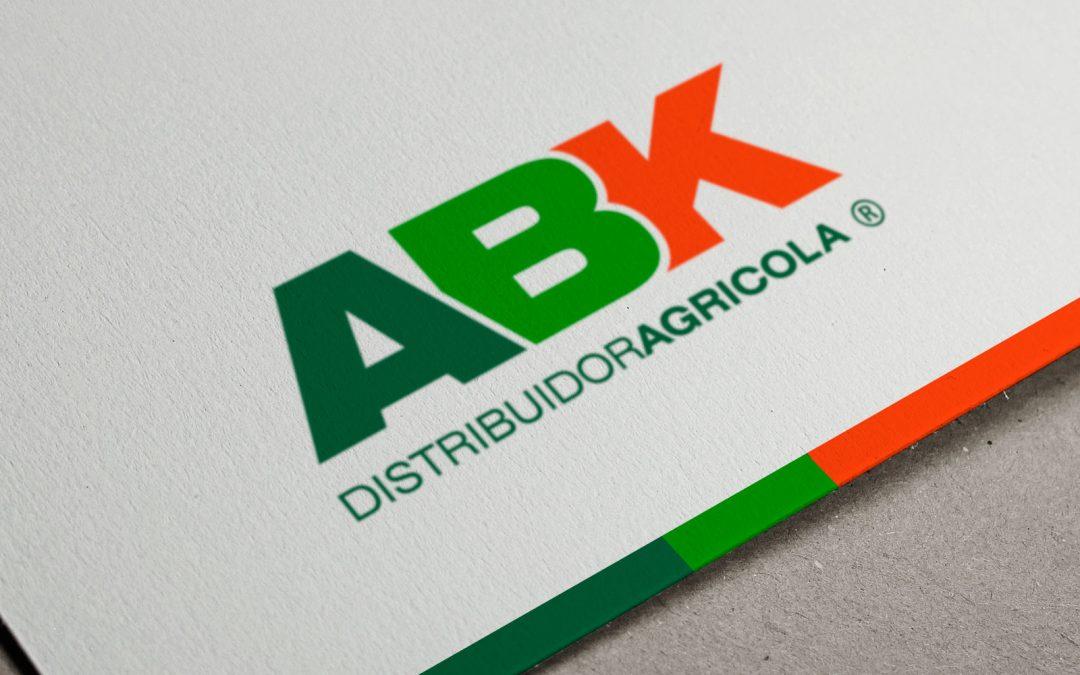 Identidad Corporativa para ABK Agrícola