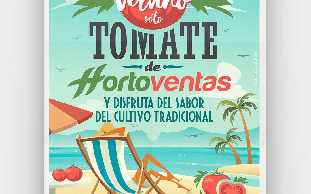 Campaña Promocional Tomate de Hortoventas