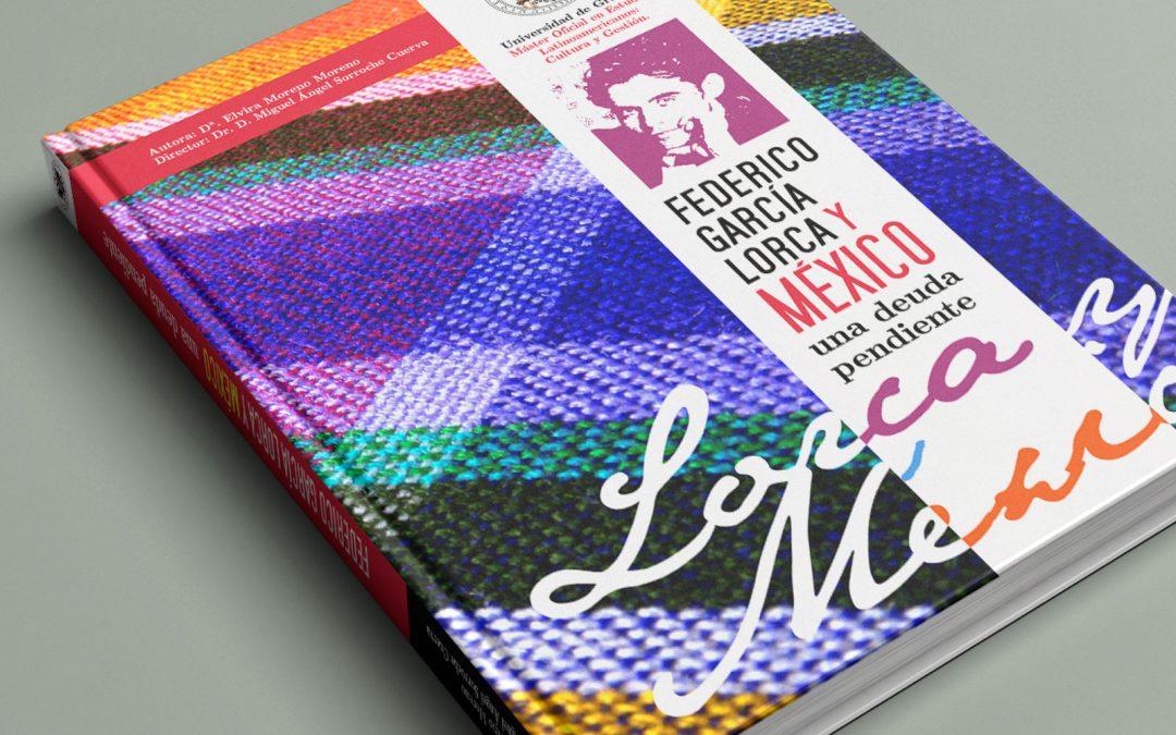 Diseño editorial LORCA & MÉXICO
