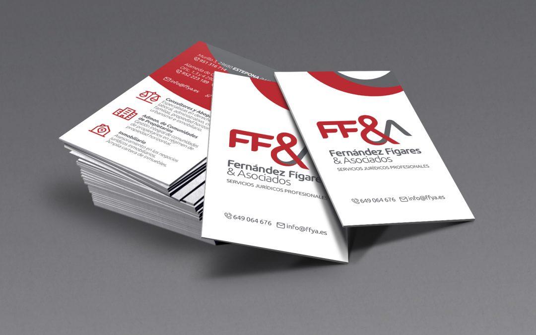 Papelería Corporativa FF&A