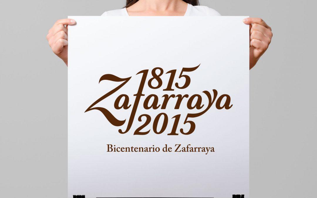 Identidad Corporativa Bicentenario de Zafarraya